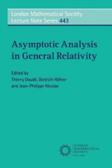 Omslag - Asymptotic Analysis in General Relativity