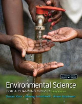 Omslag - Scientific American Environmental Science for a Changing World