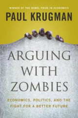 Omslag - Arguing with Zombies