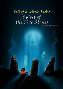 Tail of a Witch: Spirit of the Five Stones av Paul Simpson (Heftet)