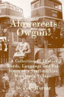 Afowereets Owgun av Peter Turner (Heftet)