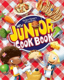 Better Homes and Gardens New Junior Cook Book av Better Homes and Gardens (Innbundet)