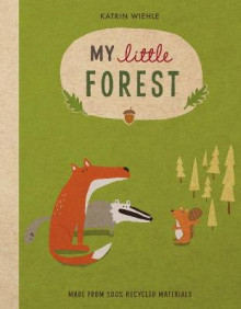 My Little Forest av Katrin Wiehle (Kartonert)