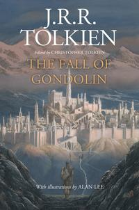 The Fall of Gondolin av J R R Tolkien (Innbundet)