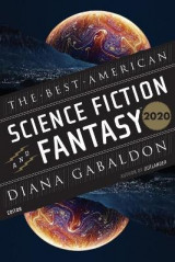 Omslag - The Best American Science Fiction and Fantasy 2020