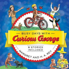 Busy Days with Curious George av H. A. Rey (Innbundet)