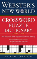 Omslag - Webster's New World Crossword Puzzle Dictionary