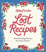 Omslag - Betty Crocker Lost Recipes