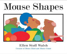 Mouse Shapes av Ellen Stoll Walsh (Heftet)