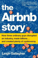Omslag - The Airbnb Story