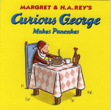 Curious George Makes Pancakes av H. A. Rey (Pappbok)