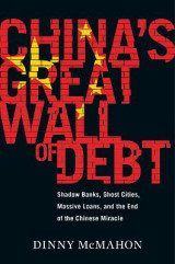 Omslag - China's Great Wall of Debt