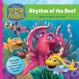 Omslag - Splash and Bubbles: Rhythm of the Reef with sticker play scene