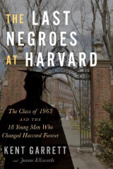 Omslag - The Last Negroes at Harvard