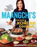 Omslag - Maangchi's Big Book of Korean Cooking