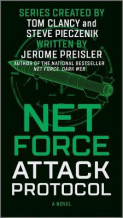 Omslag - Net Force: Attack Protocol