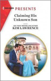 Claiming His Unknown Son av Kim Lawrence (Heftet)