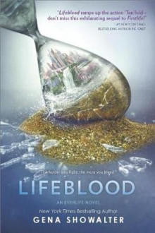 Lifeblood av Gena Showalter (Heftet)