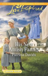Omslag - His New Amish Family