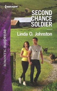 Second Chance Soldier av Linda O Johnston (Heftet)