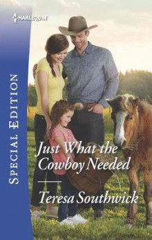 Just What the Cowboy Needed av Teresa Southwick (Heftet)