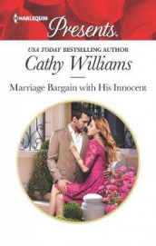 Marriage Bargain with His Innocent av Cathy Williams (Heftet)