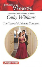 The Tycoon's Ultimate Conquest av Cathy Williams (Heftet)