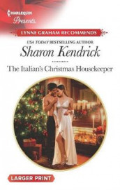 The Italian's Christmas Housekeeper av Sharon Kendrick (Heftet)