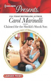 Claimed for the Sheikh's Shock Son av Carol Marinelli (Heftet)
