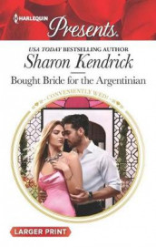 Bought Bride for the Argentinian av Sharon Kendrick (Heftet)
