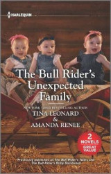 Omslag - The Bull Rider's Unexpected Family