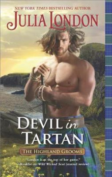 Devil in Tartan av Julia London (Heftet)