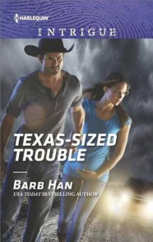 Texas-Sized Trouble av Barb Han (Heftet)