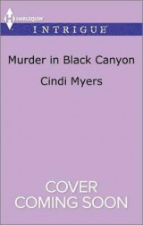 Omslag - Murder in Black Canyon