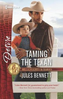 Taming the Texan av Jules Bennett (Heftet)