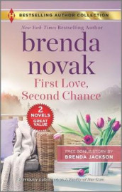 First Love, Second Chance & Temperatures Rising av Brenda Jackson og Brenda Novak (Heftet)