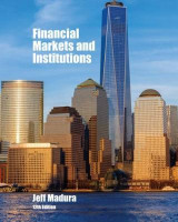Omslag - Financial Markets and Institutions