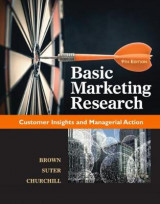 Omslag - Basic Marketing Research (with Qualtrics, 1 term (6 months) Printed Access Card)