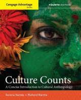 Omslag - Cengage Advantage Books: Culture Counts