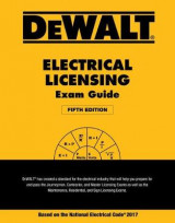Omslag - Dewalt Electrical Licensing Exam Guide: Based on the NEC 2017