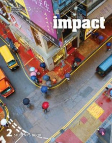 Impact 2 (British English) av Katherine Stannett (Heftet)