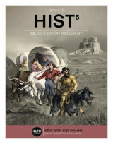 Omslag - HIST, Volume 1 (with HIST Online, 1 term (6 months) Printed Access Card)