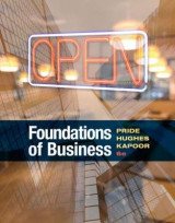 Omslag - Foundations of Business