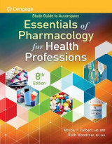 Omslag - Study Guide for Colbert/Woodrow's Essentials of Pharmacology for Health Professions, 8th