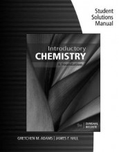 Student Solutions Manual for Zumdahl/DeCoste's Introductory Chemistry: A Foundation, 9th av Steven S. Zumdahl (Heftet)