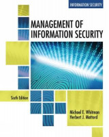 Omslag - Management of Information Security