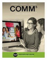 Omslag - COMM (with COMM Online, 1 term (6 months) Printed Access Card)