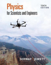 Physics for Scientists and Engineers av John Jewett og Raymond Serway (Innbundet)