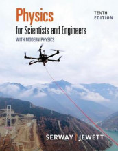 Physics for Scientists and Engineers with Modern Physics av John Jewett og Raymond Serway (Innbundet)