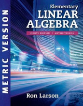 Elementary Linear Algebra, International Metric Edition av Ron Larson (Heftet)